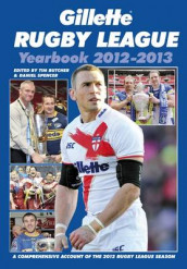 Gillette Rugby League Yearbook 2012-2013 av Tim Butcher (Heftet)