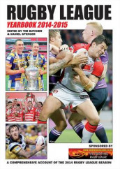 Rugby League Yearbook 2014-2015 av Tim Butcher og Daniel Spencer (Heftet)