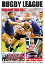 Rugby League Yearbook 2016-2017 av Tim Butcher (Heftet)