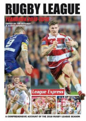 Rugby League Yearbook 2018 - 2019 av Tim Butcher og Daniel Spencer (Heftet)