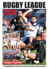 Rugby League Yearbook 2019 - 2020 2019 av Tim Butcher og Daniel Spencer (Heftet)