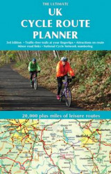 Omslag - The Ultimate UK Cycle Route Planner Map