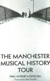 Omslag - Manchester Musical History Tour