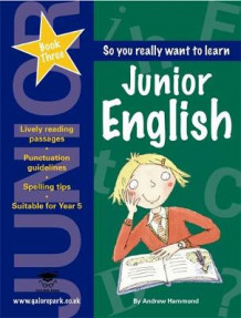 Junior English: Book 3 av Andrew Hammond (Heftet)