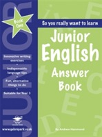 Junior English Book 1 Answer Book av Andrew Hammond (Heftet)