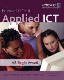 GCE in Applied ICT: A2 Student's Book and CD av Trevor Heathcote (Blandet mediaprodukt)