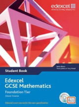 Omslag - Edexcel GCSE Maths 2006: Linear Foundation Student Book and Active Book with CDROM