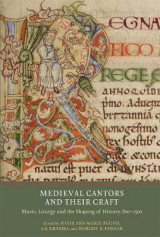 Omslag - Medieval Cantors and Their Craft