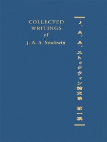Collected Writings of J. A. A. Stockwin: Part 1 av Prof. J. A. A. Stockwin (Innbundet)