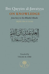 Omslag - Ibn Qayyim al-Jawziyya on Knowledge