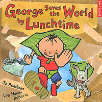 George Saves the World by Lunchtime av Jo Readman (Heftet)