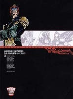 Omslag - Judge Dredd: Complete Case Files v. 1