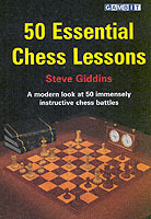 Omslag - 50 Essential Chess Lessons