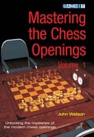Mastering the Chess Openings: v. 1 av John Watson (Heftet)