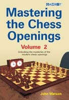 Mastering the Chess Openings: v. 2 av John Watson (Heftet)