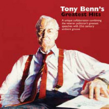 Tony Benn's Greatest Hits av Tony Benn og Charles Bailey (Lydbok-CD)