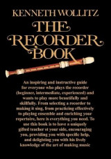 Omslag - The Recorder Book