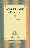 Around the world in eighty days av Jules Verne (Innbundet)