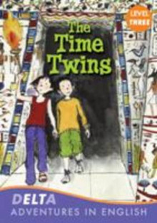 Delta Adventures in English: Time Twins av Stephen Rabley (Blandet mediaprodukt)