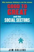 Good to Great and the Social Sectors av Jim Collins (Heftet)