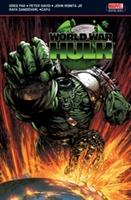 Omslag - World War Hulk