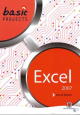 Omslag - Basic Projects in Excel 2007 Pack of 10