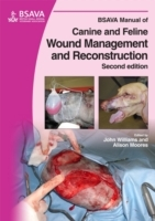 Omslag - BSAVA Manual of Canine and Feline Wound Management and Reconstruction