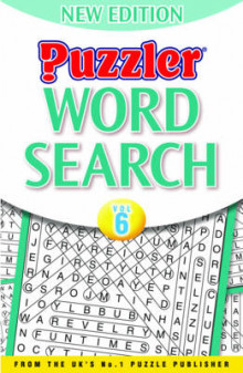 Puzzler Word Search: Vol. 6 av Julie Miller (Heftet)