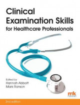 Omslag - Clinical Examination Skills for Healthcare Professionals