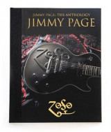 Omslag - Jimmy Page: The Anthology