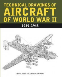 Aircraft anatomy of world war II (Heftet)