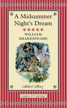 A Midsummer Night's Dream av William Shakespeare (Innbundet)