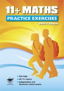 11+ Maths Practice Exercises av David Hanson (Heftet)