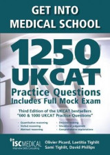 Omslag - Get into Medical School - 1250 UKCAT Practice Questions. Includes Full Mock Exam