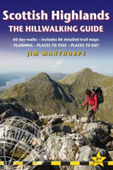 Omslag - Scottish Highlands - the Hillwalking Guide