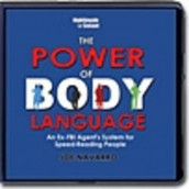 The Power of Body Language av Joe Navarro (Lydbok-CD)