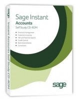Omslag - Sage Instant Accounts CD ROM