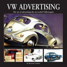 VW Advertising av Richard Copping (Innbundet)