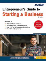 Omslag - Entrepreneur's Guide to Starting a Business
