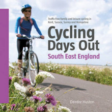 Cycling Days Out - South East England av Deirdre Huston (Heftet)