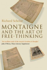 Omslag - Montaigne and the Art of Free-Thinking