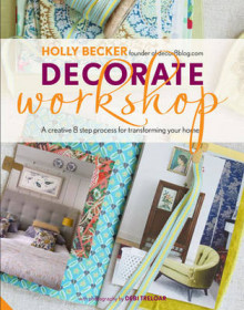 Decorate Workshop av Holly Becker (Innbundet)