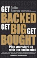 Get Backed, Get Big, Get Bought av Colin Barrow (Heftet)