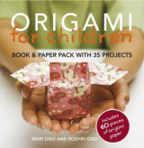 Omslag - Origami for children