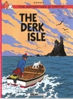 The Adventurs o Tintin: The Derk Isle av Herge (Heftet)
