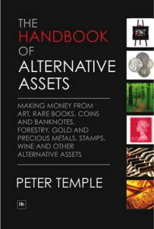 The Handbook of Alternative Assets av Peter Temple (Innbundet)