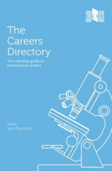 Omslag - The Careers Directory 2017