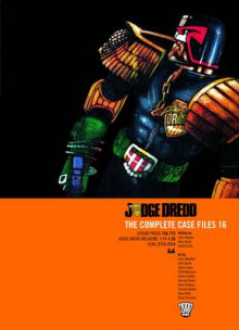 Judge Dredd: Complete Case Files v. 16 av John Wagner, Garth Ennis og etc. (Heftet)