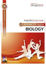 Omslag - Brightred Study Guide CFE Advanced Higher Biology