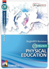 Omslag - Brightred Study Guide CfE Higher Physical Education